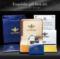 OUPINKE-montre mécanique automatique de luxe
