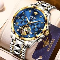 OUPINKE – montre-bracelet pour homme